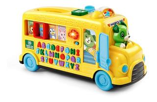 Leap Frog Lpf Alphabet Phonic Bus