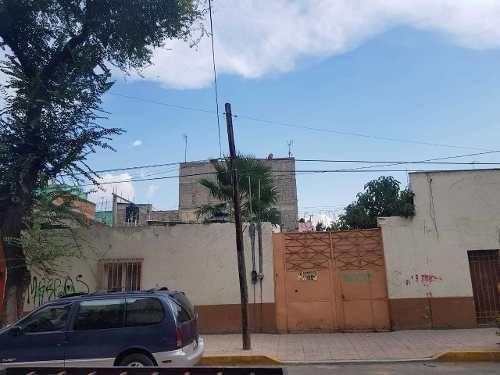 Terreno En Venta En Magdalena Mixihuca, Venustiano Carranza
