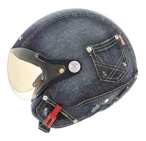 Casco Abierto Nexx Sx.60 Denim Jeans