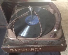 Radiola Antiga Satandart Elétrico Anos 50