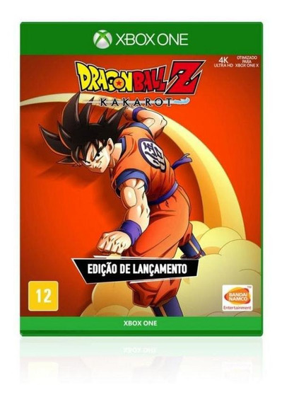 Game Dragon Ball Z Kakarot - Xbox One