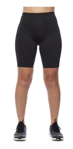 Kit 2 Bermuda Shorts Feminino Nobre Plus Size Academia
