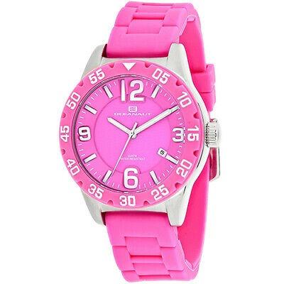 Reloj De Pulsera Oceanaut Aqua One Oc2812 Para Mujer