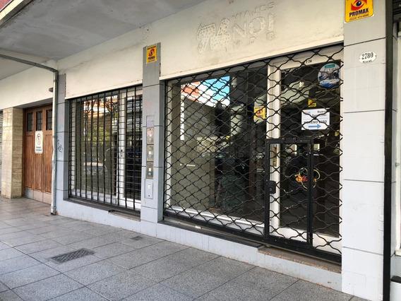Alquiler De Local En Centro, Mar Del Plata.