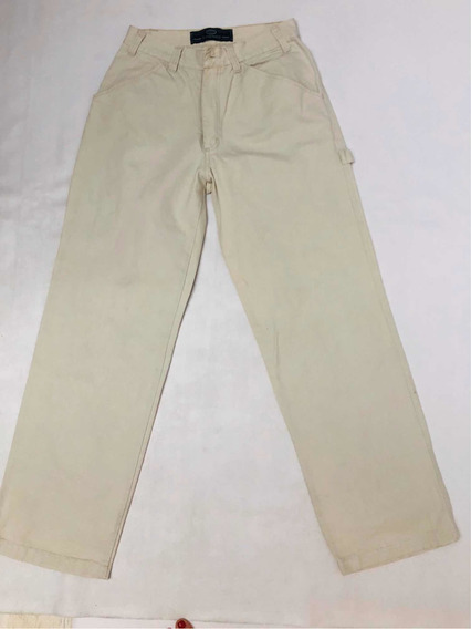 Jeans Hombre Legacy Talle 32 (40 Arg) Estilo Cargo Beige