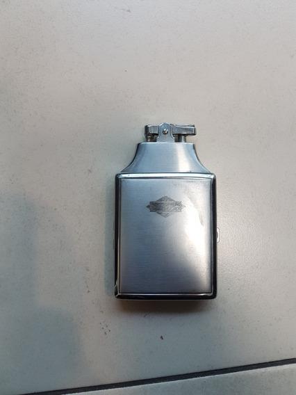 Encendedor Ronson Con Porta Cigarros