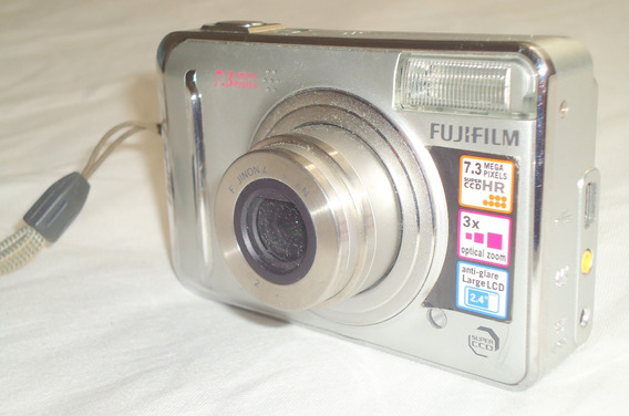 Camera Digital Fujifilm Finepix A700 Com Defeito