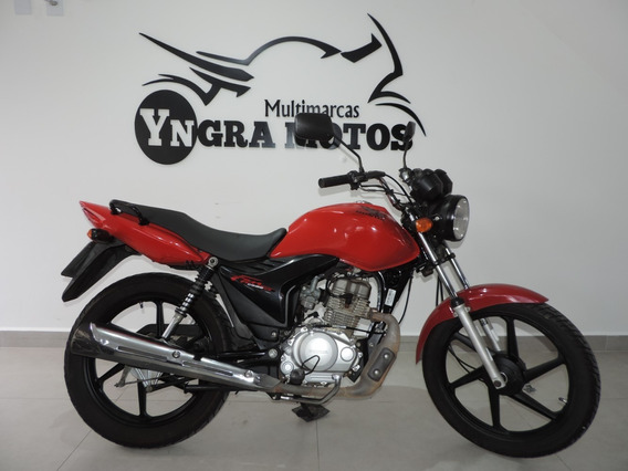 Honda Cg 125 Fan Es 2012
