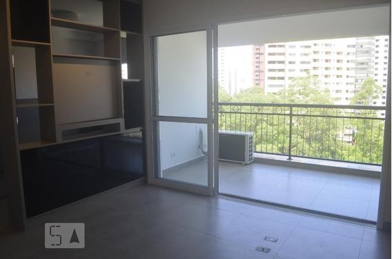 Apartamento Para Aluguel - Portal Do Morumbi, 1 Quarto, 33 - 893028059