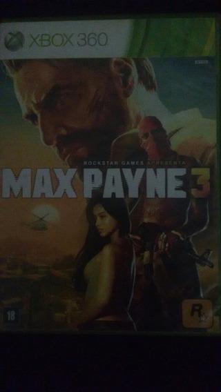 Max Payne Xbox 360