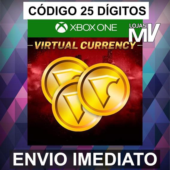 Nba 2k20 50.000 Vc Coins Moedas Código 25 Digitos Xbox One