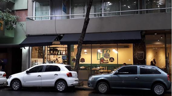 Fondo De Comercio Cafe Burger