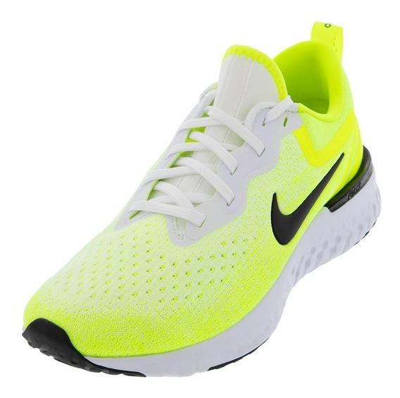 Tenis Nike Odyssey React Fluorescente Original Running