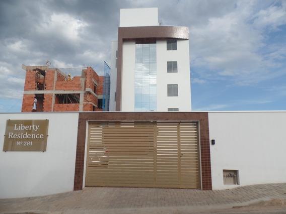 Apartamento - Cobertura, Para Venda Em Santana Do Paraíso/mg - Imob3