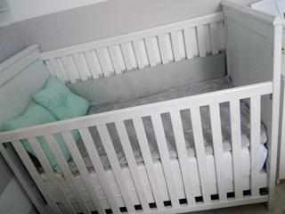 Cuna Y Cómoda Para Bebe