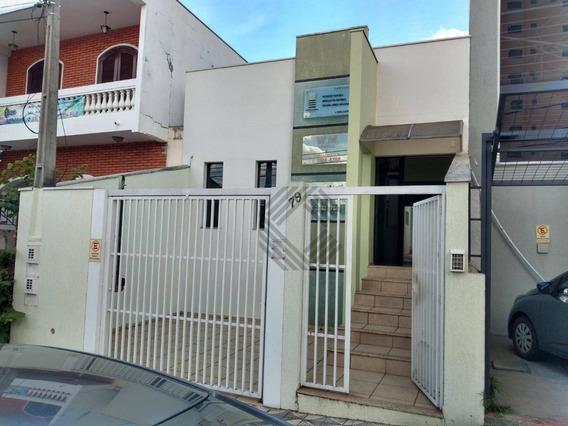 Excelente Casa Comercial À Venda, Com 98 M² De Construção - Centro - Sorocaba/sp - Ca6419