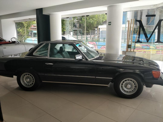Mercedes Benz Sl 380 Pagoda 1984