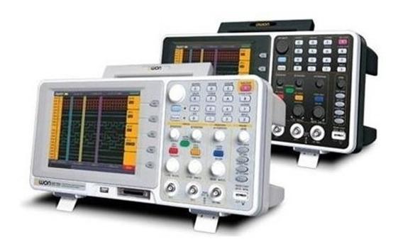 Osciloscopio Digital 200mhz + Analizador Lógico 16ch = Mso