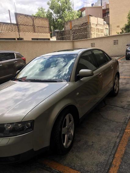 Audi A4 1.8 T Luxury Multitronic Cvt 2004