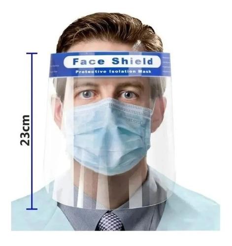 Mascara De Proteccion / Protector Facial Transparente