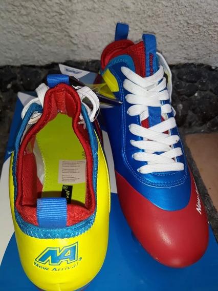 Zapato Originales Futbol Arribal Venezuela 42 28 Cm