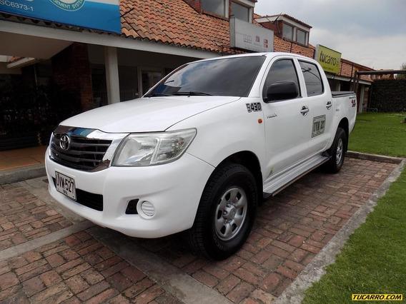 Toyota Hilux Vigo 2.5cc 4x4 Mt Aa