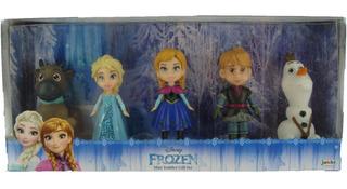 Muñecas Gift Set Princesas Y Frozen Disney