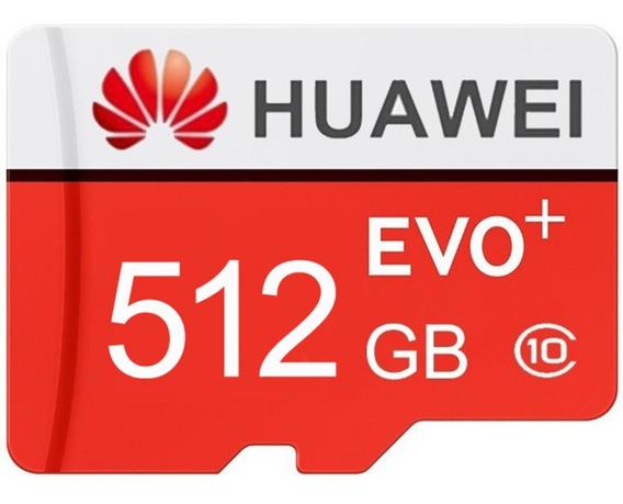 Cartão Memória Huawei Evo 512gb + Brinde Fone Sem Fio