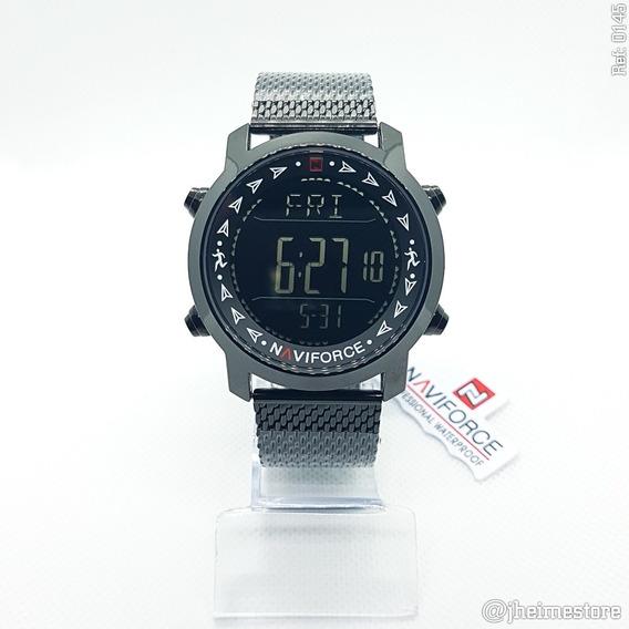 Relógio Esportivo Naviforce Digital E Funcional Original