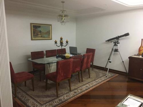 Imagem 1 de 20 de Apartamento À Venda, 143 M² Por R$ 700.000,00 - Vila Vilma - Santo André/sp - Ap2763
