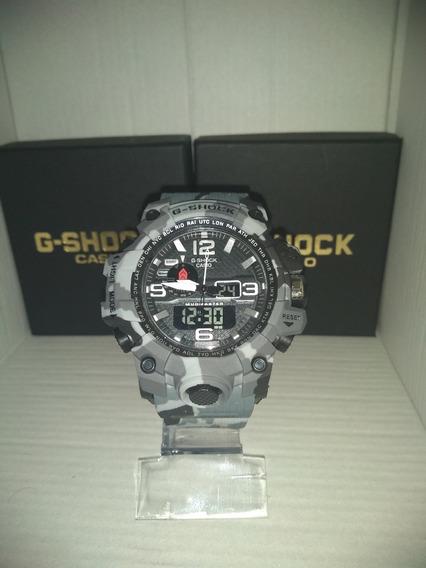 Relógio Masculino Casio G-shock Camuflado Frete Grátis