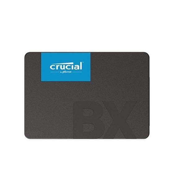 Ssd Crucial Bx500 480 Gb 3d Nand Sata 2,5 Inch - Micron