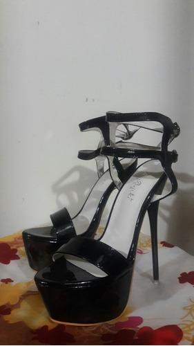 aa00b83e Tacones Elegantes No Tan Altos - Zapatos en Mercado Libre Colombia