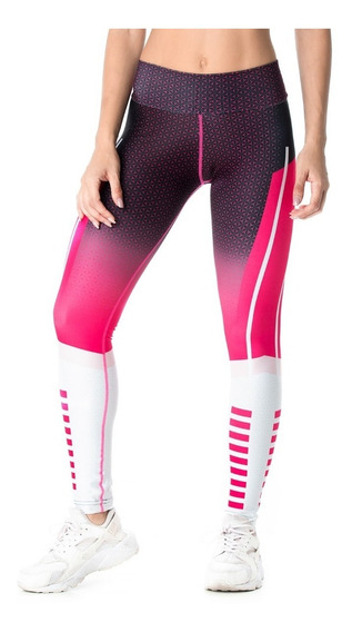 Calzas Touche Deportivas Mujer Sport Lycra Mujer Gym Ls 340