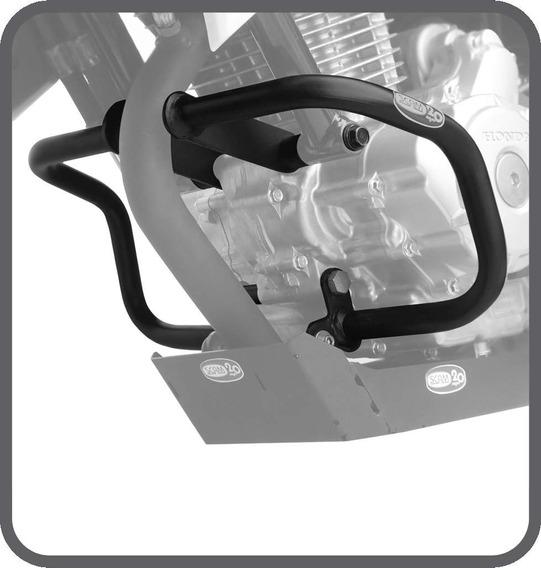 Protetor De Motor Honda Cb Twister 250 Mata Cachorro Scam