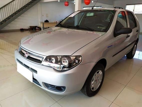 Fiat Palio 1.0 Fire Economy Prata 8v Flex 4p 2011