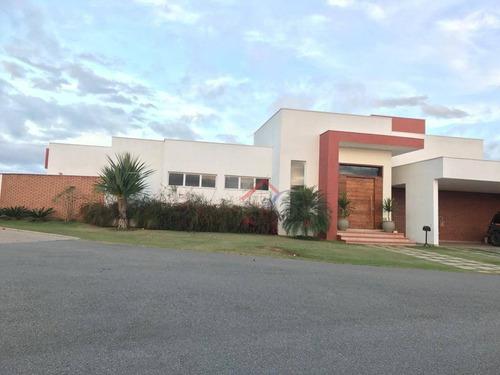 Casa Com 4 Dormitórios À Venda, 500 M² Por R$ 2.190.000,00 - Jardim Solar Do Bosque - Sorocaba/sp - Ca0001