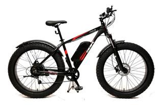 Bicicleta Electrica El Fatboy X8 Sbk R 26 X4 Shimano 7 Vel