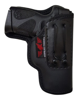 Coldre Velado Civil Dissimulado Para Pistola G2c Taurus