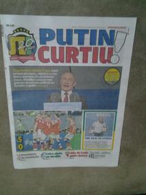 Jornal Lance Sp Abertura Da Copa Do Mundo 2018