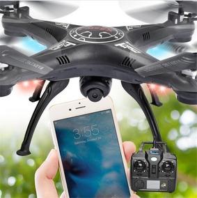 Quadricóptero Drone X5c Rc Wi-fi Câmera Fvp