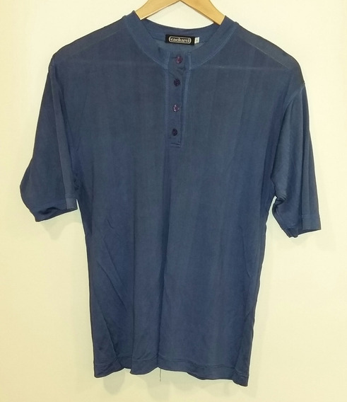 Remera Azul Cacharel Talle 1
