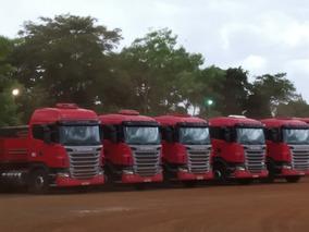 Scania R 124 420 6x2 Ano 2010/2011 Valor R$210,000,00