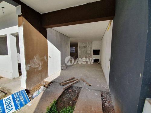 Imagem 1 de 23 de Casa Com 3 Dormitórios À Venda, 168 M² Por R$ 647.000,00 - Jardim Das Acácias - São Leopoldo/rs - Ca3801