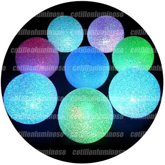 Esfera Vela Led Ideal Decorar Hogar Cotillon Mediana