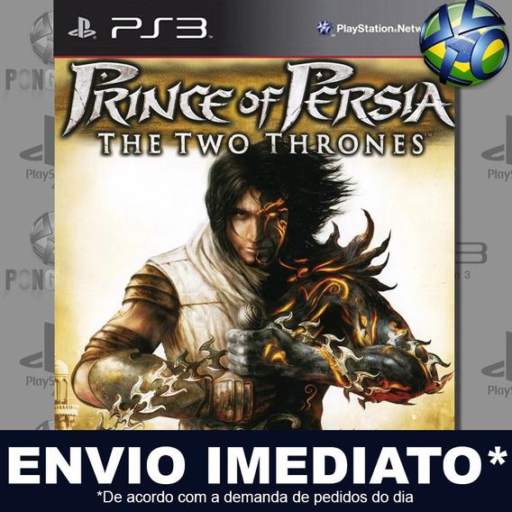 Prince Of Persia The Two Thrones Hd Ps3 Psn Jogo Em Promoção
