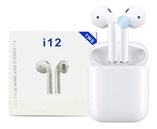 Auriculares Bluetooth Inalambricos In Ear I12 Tws Tactiles