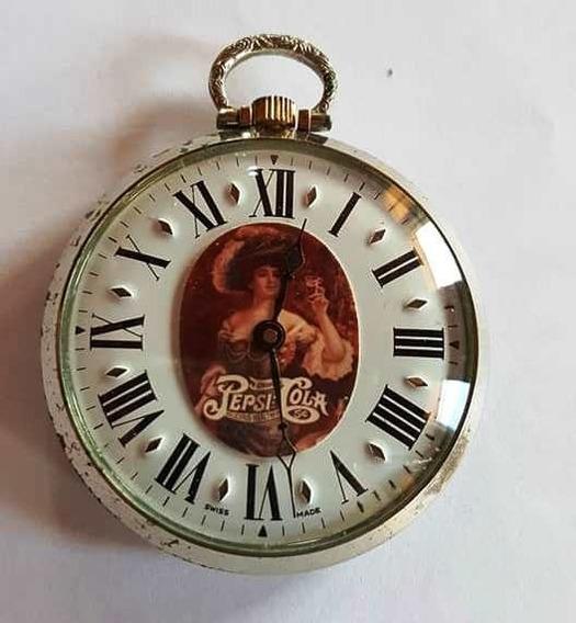Relógio De Bolso Antigo Peça Unica