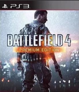 Battlefield 4 Premium Edition+ Todos Los Dlcs Ps3-playmexico
