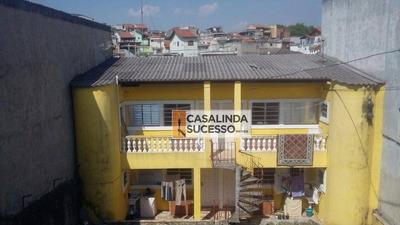 Casa 50m² 1 Dormt. Sem Vaga Próx. Av Itaquera - Ca6030 - Ca6030